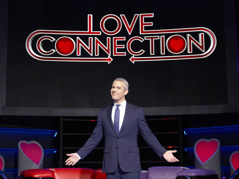 Exclusive First Look at the 'Love Connection' Reboot!