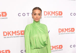Is Rita Ora Comfortable Stripping Down for a Movie Role?