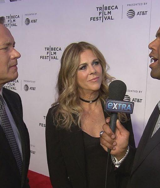 Tom Hanks on Making Oprah Laugh, and That Epic Trip to Tahiti