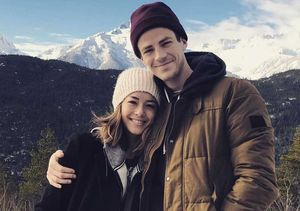 Grant Gustin Proposed to LA Thoma — Check Out the Ring!