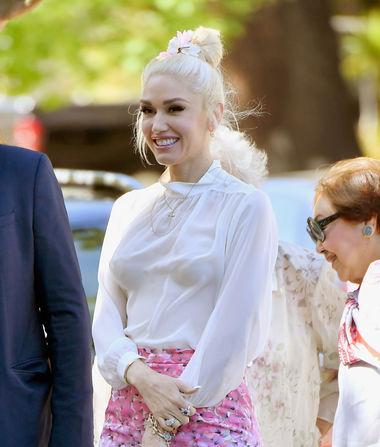 First Pics of Gwen Stefani After Her Recent Hospitalization