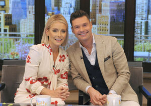 Ryan Seacrest Returns to 'Live! With Kelly and Ryan' — How's…