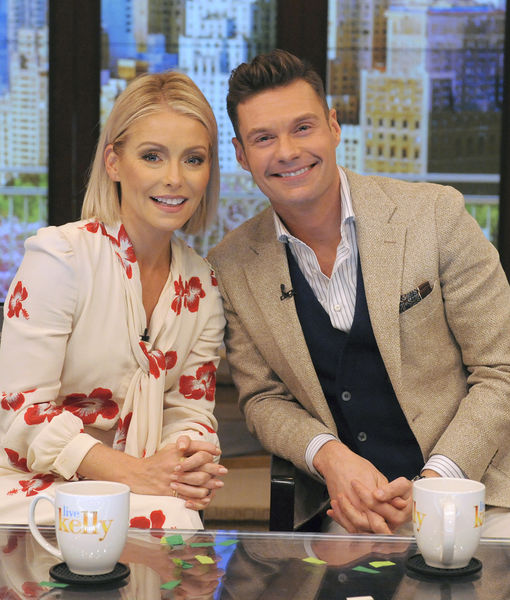 Ryan Seacrest Returns to 'Live! With Kelly and Ryan' — How's He Feeling?