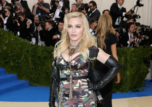 Is That You, Madonna? 'Material Girl' Spotted in Coach