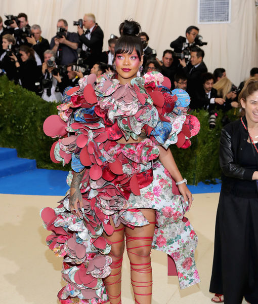 Rihanna Just Won the Met Gala