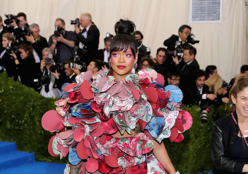Rihanna Just Won the Met Gala