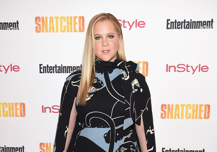 Amy Schumer Gets Emotional Over Her Dad's Dream Meeting with Goldie Hawn