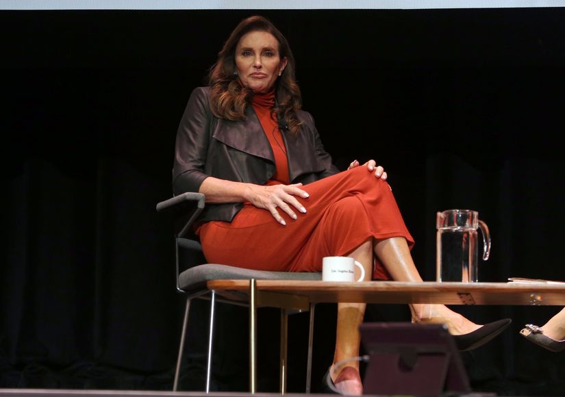 Caitlyn Jenner on Life After Transition: 'I Don't Have a Secret Left'