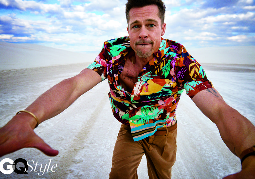 Brad Pitt's Confessions About His 'Self-Inflicted' Struggles, Plus: Life After His Split with Angelina Jolie