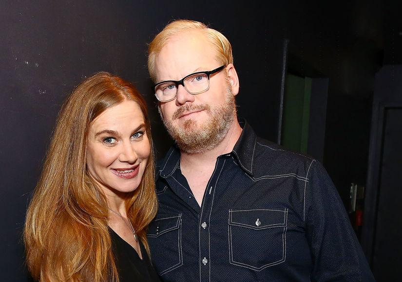 Jim Gaffigan's Wife Undergoes Nine-Hour Brain Surgery