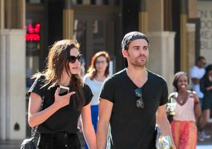 A Big Sign That Phoebe Tonkin & Paul Wesley Are Dating Again