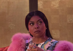 Taraji P. Henson Gives the 'Empire' Fashion Lowdown on Cookie