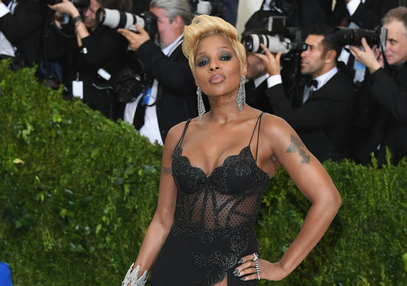 Mary J. Blige on 'Going Through Hell' During Her Marriage… and Surviving!