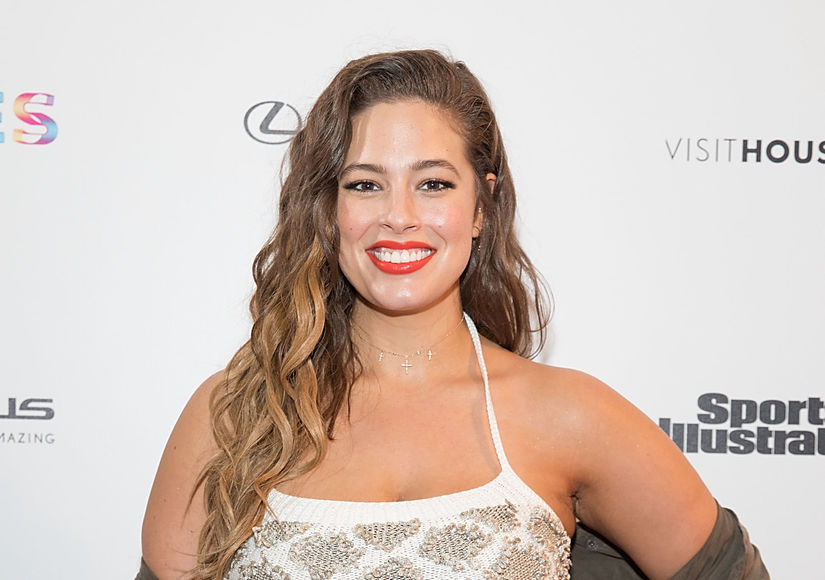Ashley Graham V Magazine Strip-Down: 'I'm So Thankful They Didn't Airbrush My Cellulite'