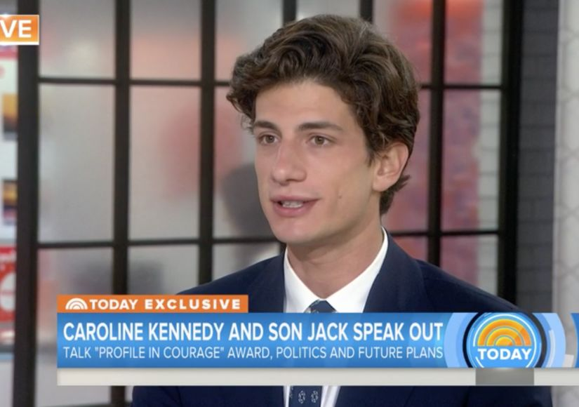 JFK's only grandson, Jack, will attend Harvard Law next year