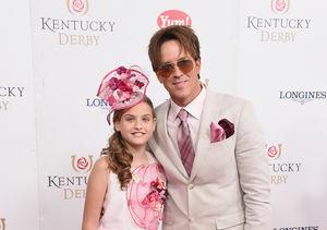 Pic! Anna Nicole Smith's Daughter Dannielynn Birkhead Attends Kentucky Derby