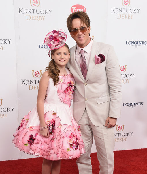 Pic! Anna Nicole Smith's Daughter Dannielynn Birkhead Attends Kentucky Derby