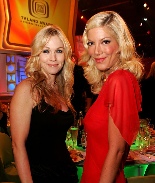 Tori Spelling & Jennie Garth Want Tiffani Thiessen to Sashay Away!