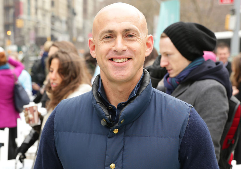 Headspace Co-Founder Andy Puddicombe's 3 Tips for Mastering Meditation