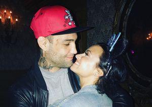 Demi Lovato & Guilherme 'Bomba' Vasconcelos Split