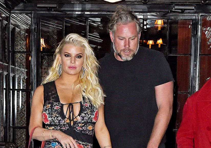 Jessica Simpson Tells All About Her Make-out Dates with Eric Johnson