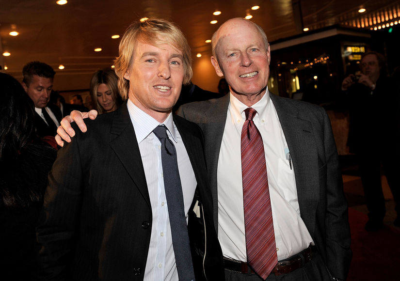 Luke & Owen Wilson's Father Robert Wilson Dead at 75