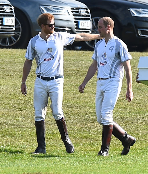 Meghan Markle attends polo match featuring Prince Harry