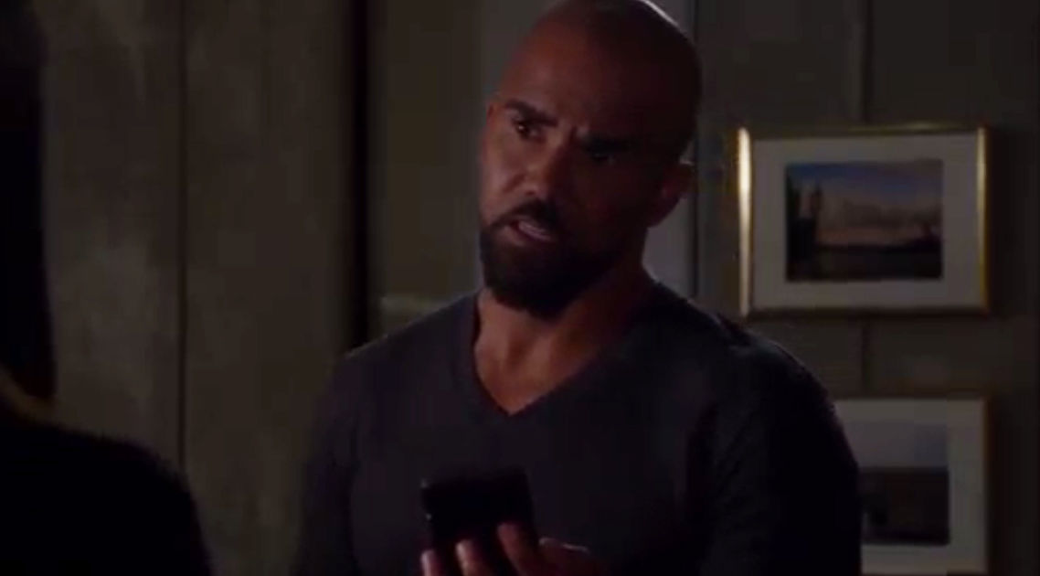 Teaser Shemar Moores Criminal Minds Characters Warning For The