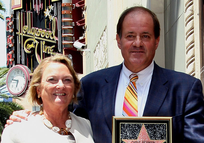 Chris Berman's Wife Killed in Car Crash