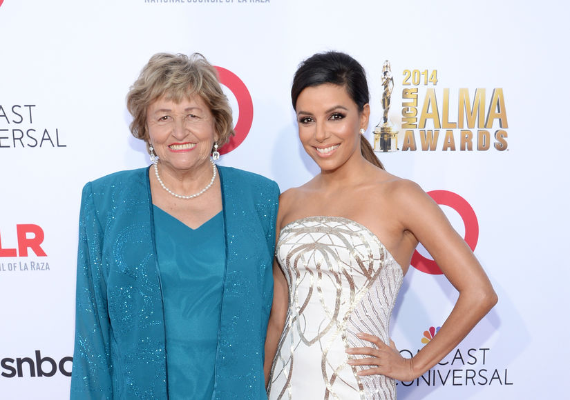 Hilarious! What Eva Longoria Told Her Mom About Those Pregnancy Rumors