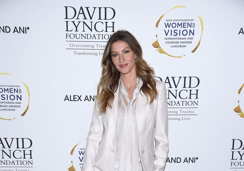 Gisele Bündchen's Surprising Plastic Surgery Confession, Plus: Her Thoughts of Suicide