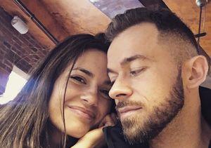 Artem Chigvintsev & Torrey DeVitto Split