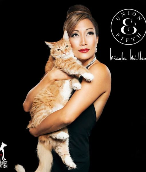 Shop Carrie Ann Inaba's Fashion Collection and Help Raise Money for Animals