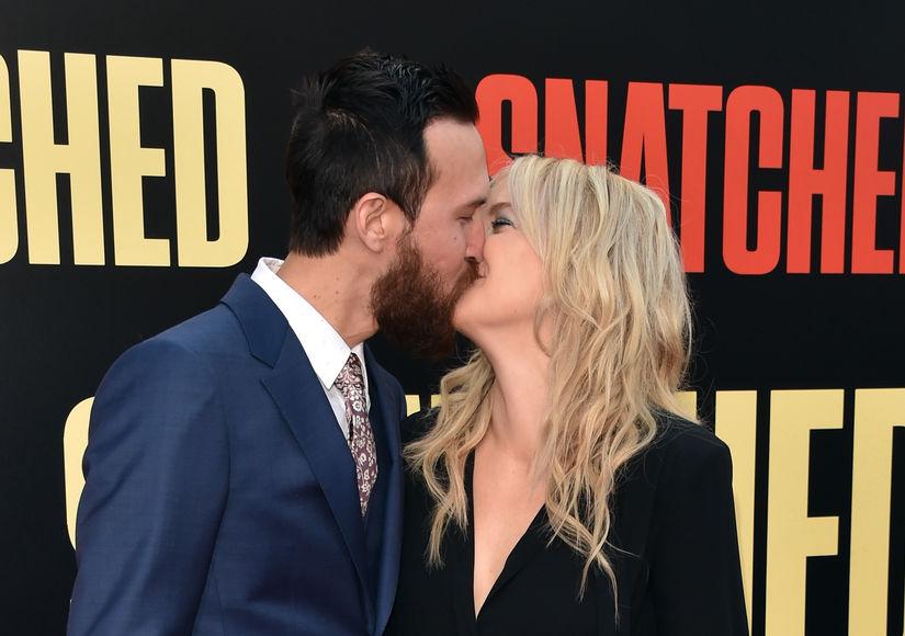 Kiss 'n' Tell! Kate Hudson Reveals What She Loves About BF Danny Fujikawa