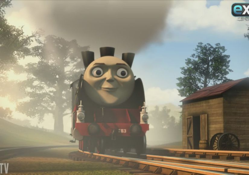 Hugh Bonneville Joins 'Thomas & Friends' for 'Journey Beyond Sodor'