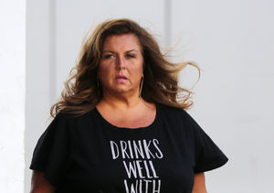 First Pics of Abby Lee Miller Since Sentencing – What Is She Doing Before…