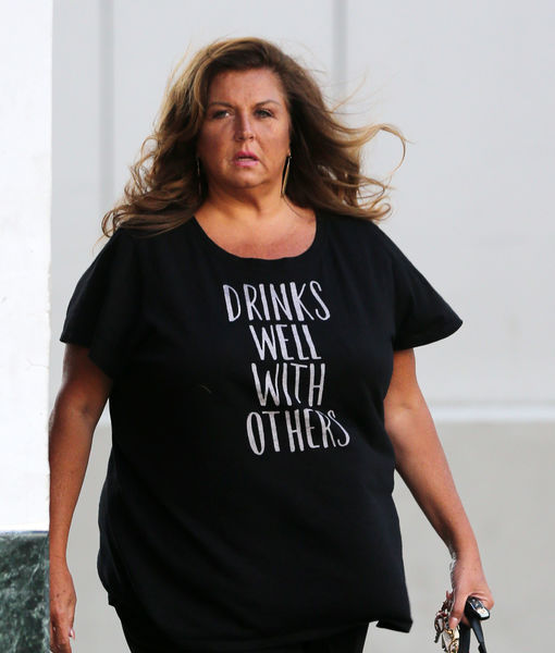 First Pics of Abby Lee Miller Since Sentencing – What Is She Doing Before Going to Prison?