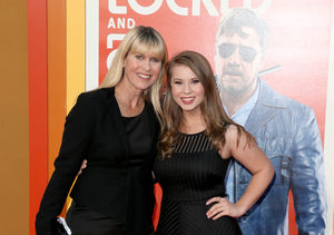 Bindi Irwin Clears the Air on Mom Terri & Russell Crowe Dating Rumors