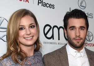 Emily VanCamp & Josh Bowman Engaged — See Her Diamond Ring!