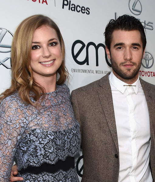 Is emily van camp dating josh bowman, nudist family sexy