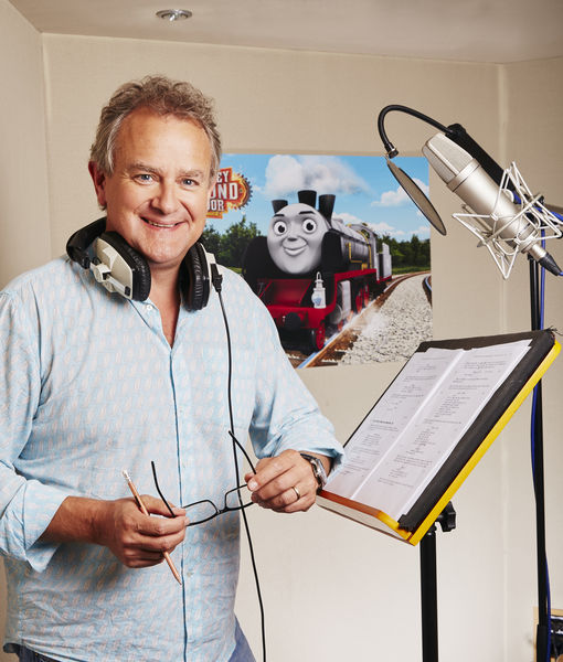 Hugh Bonneville Joins 'Thomas & Friends' for 'Journey Beyond Sodor'