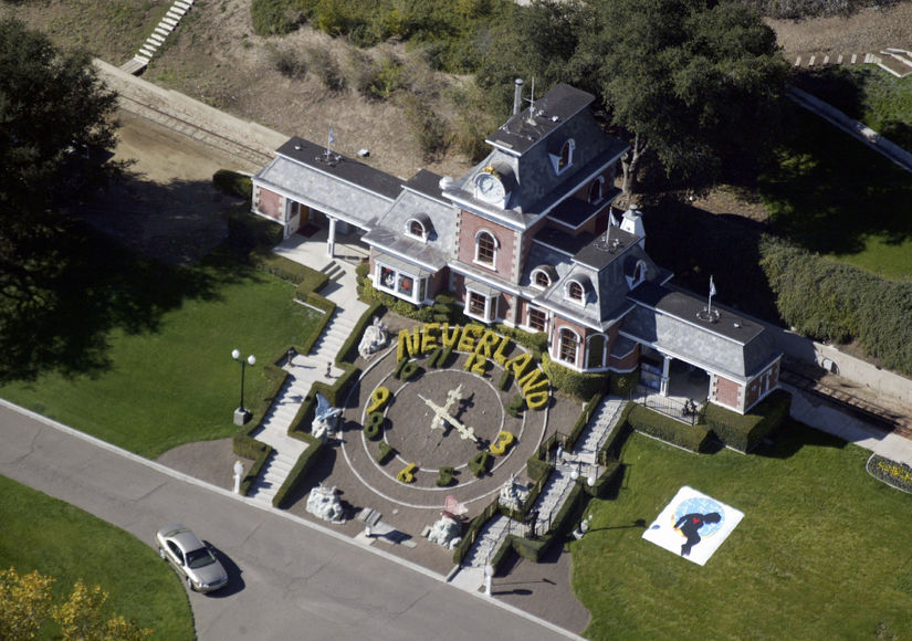 Mansions and Millionaires: Take a VIP Tour of Michael Jackson's Neverland…