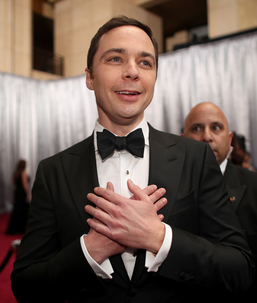 'The Big Bang Theory's' Jim Parsons Got Married!