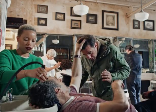 'Hair' Apparent: John Turturro & Bobby Cannavale, Off the Tops of Their Heads