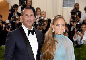 Jennifer Lopez Dishes on Alex Rodriguez's Dancing