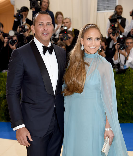 Jennifer Lopez Dishes on Alex Rodriguez's Dancing