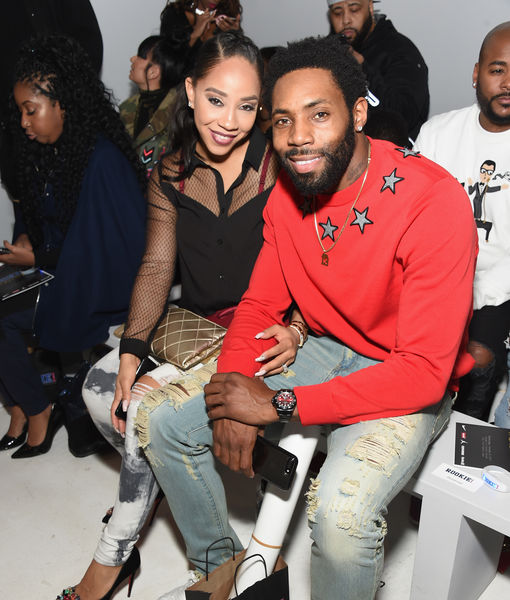 NFL Player Antonio Cromartie's Wife Is Expecting His 14th Child!