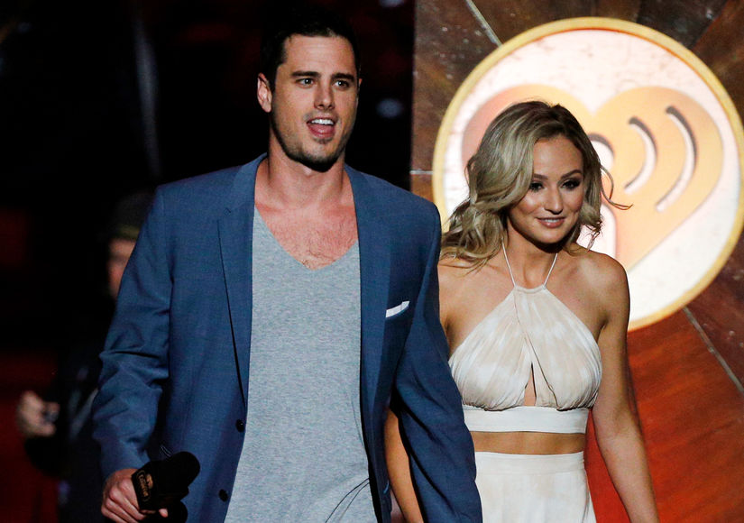 Bachelor couple Ben Higgins and Lauren Bushnell split