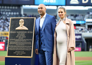 Derek Jeter & Wife Hannah Welcome Baby #2 — Find Out Her Name!