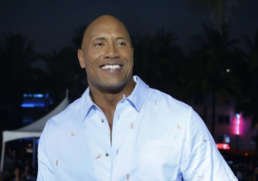 Dwayne 'The Rock' Johnson Confirms He Was Serious About Maybe Running for President!
